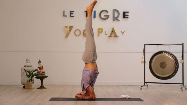 Yoga Pilates Mix - Les éphémères du Tigre x lululemon