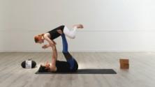 Partner yoga - Séance découverte
