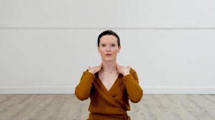 Yoga du visage : Les épaules et base du cou