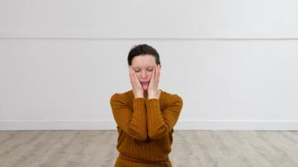 Yoga du visage : Les joues