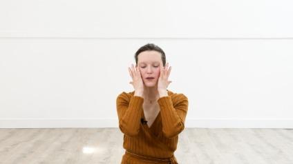 Yoga du visage : Le regard