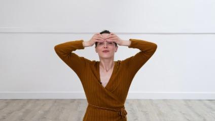 Yoga du visage : Les rides d'expression