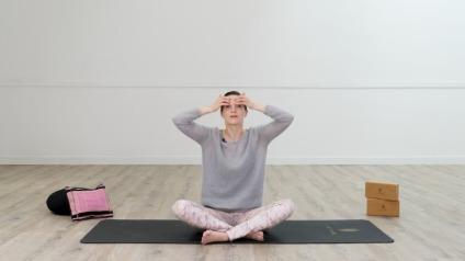 Yoga du visage : Cours spécial lissage du visage