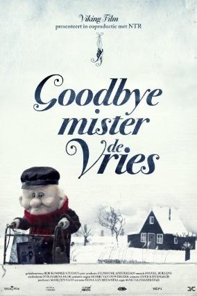 Goodbye Mr. de Vries