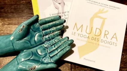Initiation aux Mudras, le yoga des doigts avec Juliette Dumas