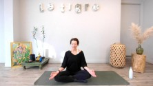Hatha & Méditation - Cours replay
