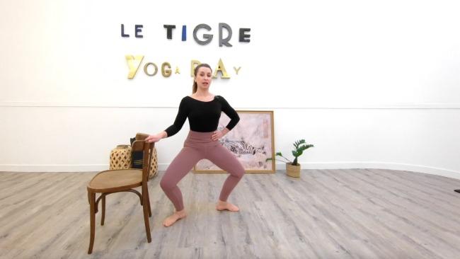 Work out barre : Relevés & Équilibres