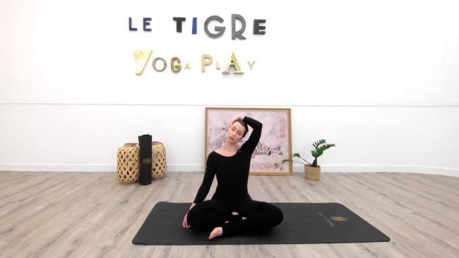 Work out barre au sol : Stretch