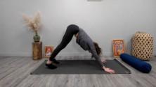 Yoga de la femme - Cours replay