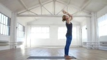 Express yoga matin : Énergie boost
