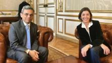 Le yoga à travers la politique, l'éducation et la santé avec Son Excellence Monsieur Jawed Ashraf, Ambassadeur de l'Inde en France