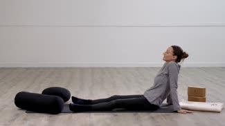 Yin yoga spécial matins d'hiver - Version courte