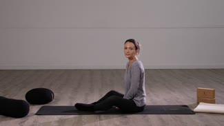 Yin yoga spécial soirs d'hiver - Version longue