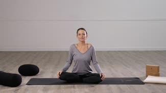 Yin yoga spécial soirs d'hiver - Version courte