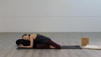 Yin yoga spécial soir de printemps
