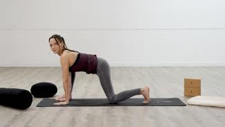 Yin yoga spécial courbatures