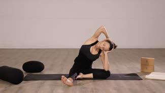 Yin yoga spécial matin d'automne