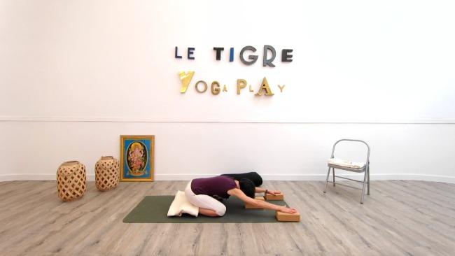 Iyengar : Séquence restorative