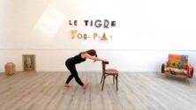 Work out barre : Stretch