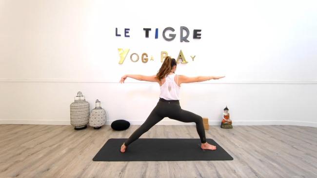 Teen Yoga - Prise de parole grâce à un bon ancrage