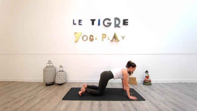 Teen Yoga - Échauffement et préparation à la pratique