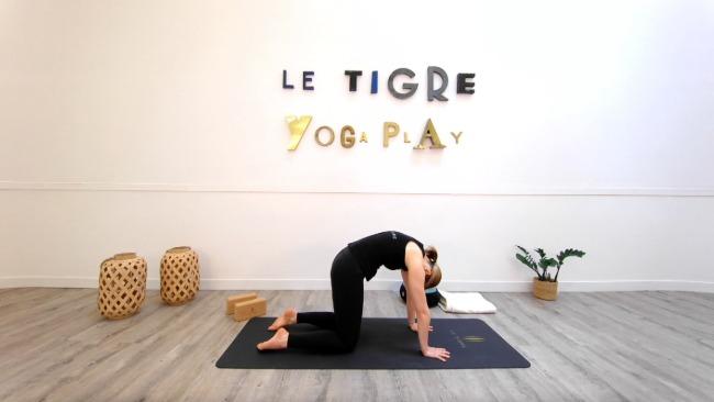 Teen Yoga - Les torsions