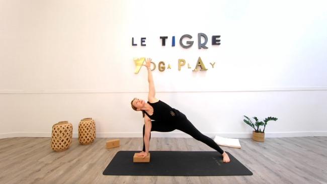 Teen Yoga - Contact de soi à soi