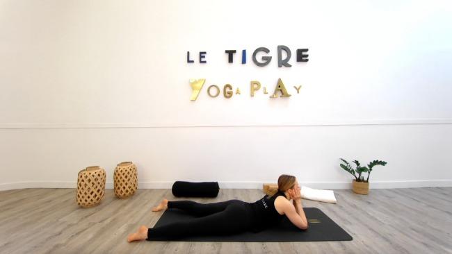 Teen Yoga - Détente yin