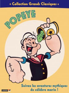 Collection Popeye