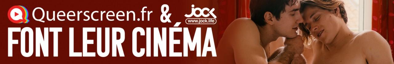 QueerScreen et Jock font leur cinéma